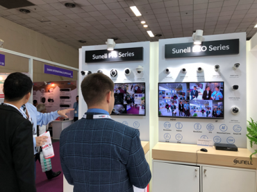 Sunell IFSEC India 2019 Show