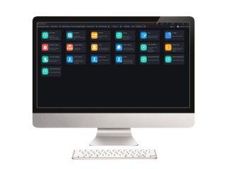 ซอฟต์แวร์ sunview จากกล้องวงจรปิดซันแนล เว่อร์ SunView 1.2