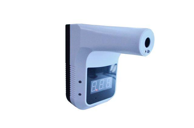 เครื่องวัดอุณหภูมิร่างกาย ทางหน้าผากแบบอินฟาเรด (ติดผนัง) ASIT K3